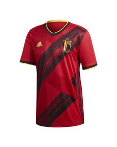Belgium Home Football Shirt 2020/21