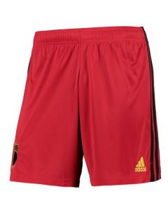 Belgium Home Football Shorts 2020/21