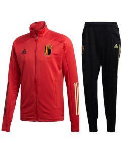 Belgium Red Tracksuit 2020/21
