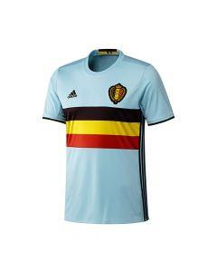 Belgium Kids Euro Away Shirt 2016/17