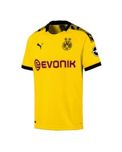 Borussia Dortmund Home Football Shirt 2019/20