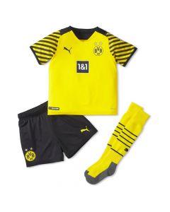 Borussia Dortmund Kids Home Kit 2021/22