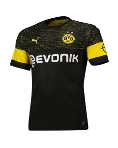 Borussia Dortmund Puma Away Shirt 2018/19 (Kids)