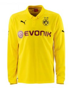 Borussia Dortmund Long Sleeve Champions League Jersey 2014 - 2015