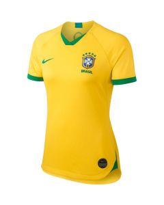 Brazil Women's 2019 World Cup Home Shirt