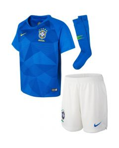 Brazil Nike Away Kit 2018/19 (Kids)
