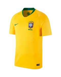 Brazil Nike Home Shirt 2018/19 (Adults)