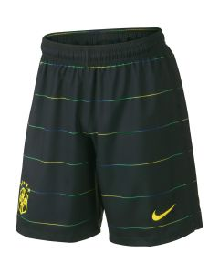 Brazil Kids Third Soccer Shorts 2014/15