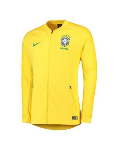 Brazil Nike Squad Jacket 2018/19 (Adults)