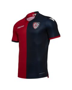 Cagliari Calcio Macron Home Shirt 2018/19 (Adults)