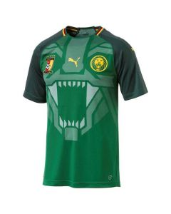 Cameroon Home Shirt 2017/19