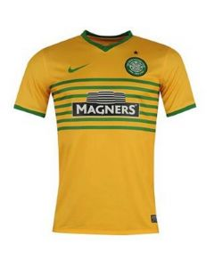 Celtic Away Shirt 2013-14
