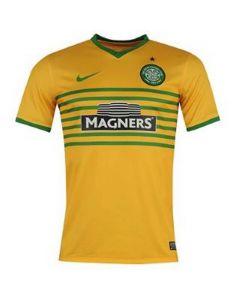 Celtic Away Shirt 2013-14