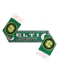 Celtic Jacquard Scarf