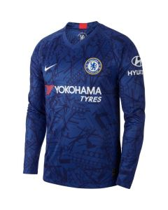 Chelsea Long Sleeve Home Shirt 2019/20