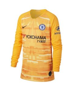 Chelsea Kids Home Goalkeeper Shirt 2019/20