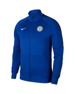 Chelsea Kids Blue I96 Anthem Jacket 2020/21