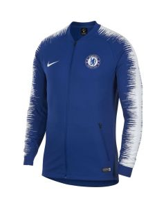 Chelsea Nike Blue Anthem Jacket 2018/19 (Kids)