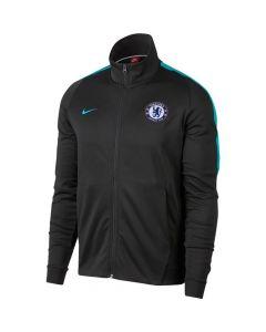Chelsea Authentic Track Jacket 2017/18 (Grey)