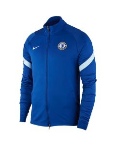 Chelsea Nike blue strike training jacket 20/21