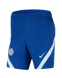 Chelsea blue strike training shorts 20/21