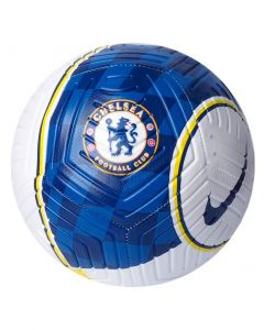 New Chelsea Strike Football Showing A Printed Club Crest