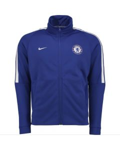 Chelsea Authentic Track Jacket 2017/18 (Blue)