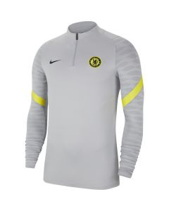 Chelsea Grey Strike Drill Top 2021/22