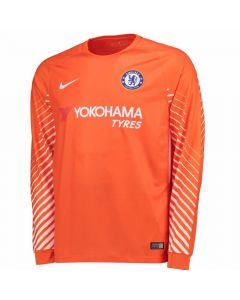 Chelsea Home Goalkeeper Shirt 2017/18
