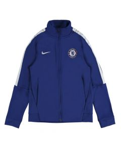 Chelsea Kids Authentic Track Jacket 2017/18 (Blue)