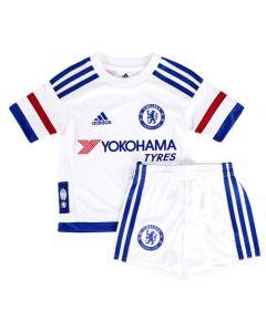 Chelsea Kids Away Kit 2015 - 2016