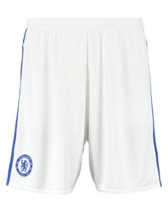 Chelsea Kids Away Shorts 2015 - 2016
