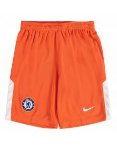 Chelsea Kids Home Goalkeeper Shorts 2017/18