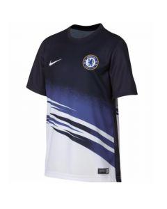 Chelsea Nike kids pre-match jersey 2019/20