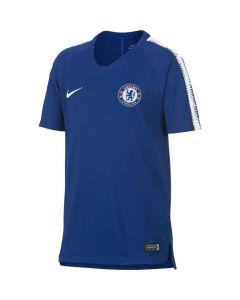 Chelsea Nike Blue Squad Training Jersey 2018/19 (Kids)