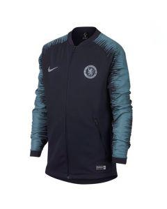 Chelsea Nike Navy Anthem Jacket 2018/19 (Kids)