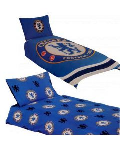 Chelsea Pulse Reversible Duvet Set (Single)