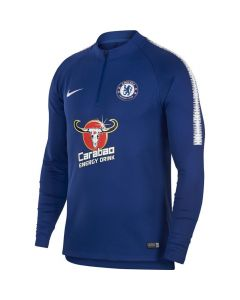 Chelsea Nike Blue Squad Drill Top 2018/19 (Adults)