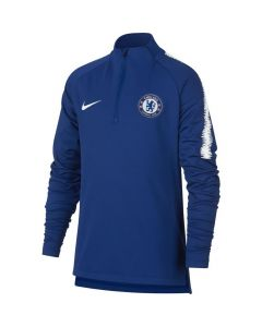 Chelsea Nike Blue Squad Drill Top 2018/19 (Kids)