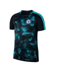 Chelsea Squad Training Top 2017/18 (Black/Blue)