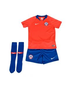 Chile Nike Home Kit 2018/19 (Kids)