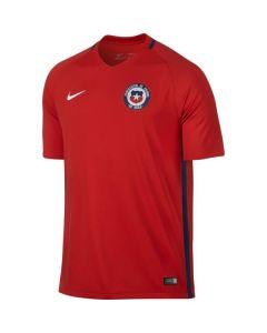 Chile Kids Home Football Shirt 2016/17