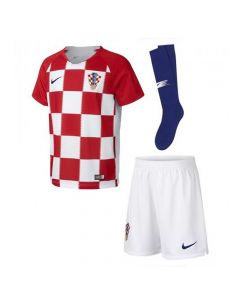 Croatia Nike Home Kit 2018/19 (Kids)