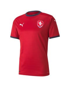 Czech Republic Home Shirt 2020/21
