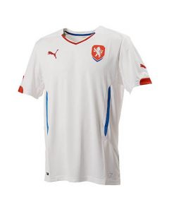 Czech Republic Away Jersey 2014 - 2015