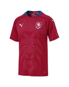 Czech Republic Home Shirt 2018/19