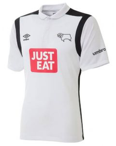 Derby County Home Football Shirt 2016-17