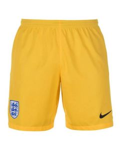 England Kids Goalkeeper Shorts 2018/19