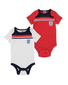 England 1982 Retro Baby Bodysuits