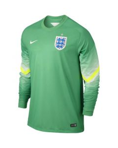 England 2014 FIFA World Cup Away Goalkeeper Jersey